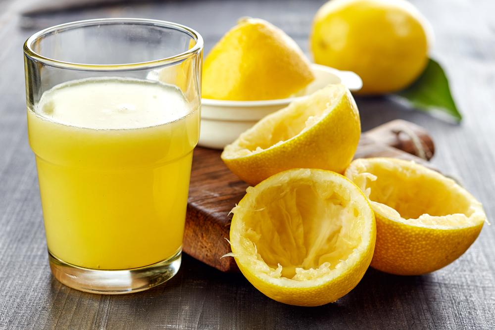 maigrir avec du citron